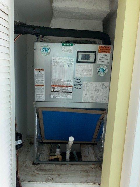 Sanibel AC Replacement