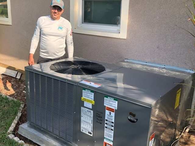 Fort Myers air conditioning replacement.
