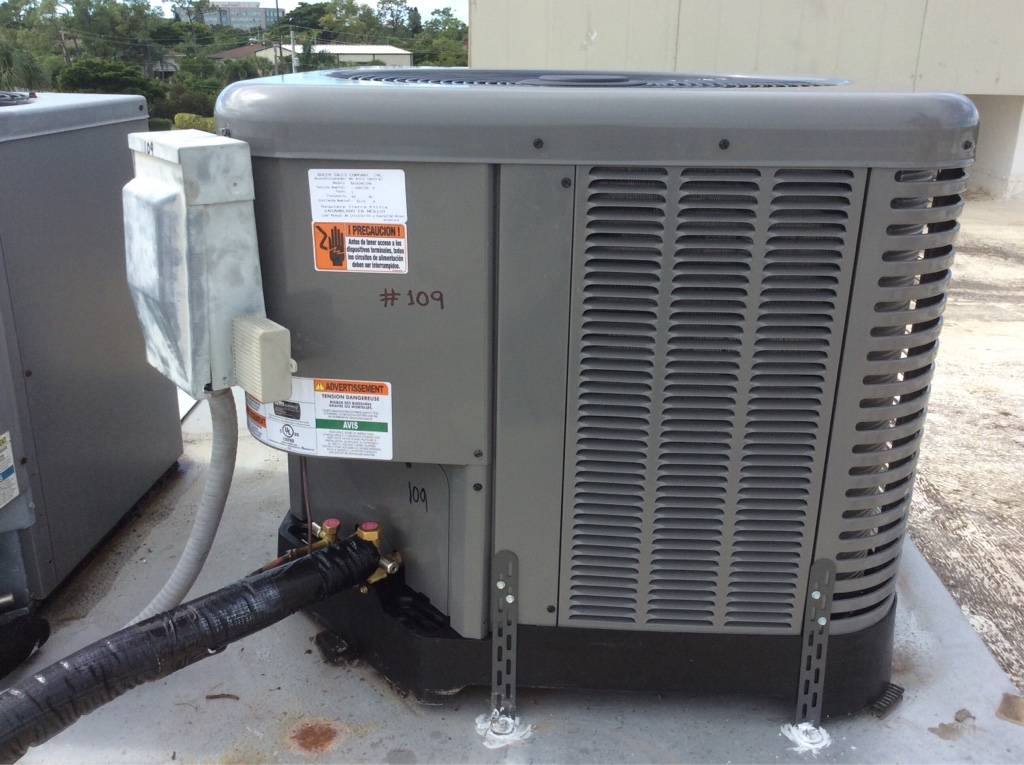 Air conditioner replacement Fort Myers