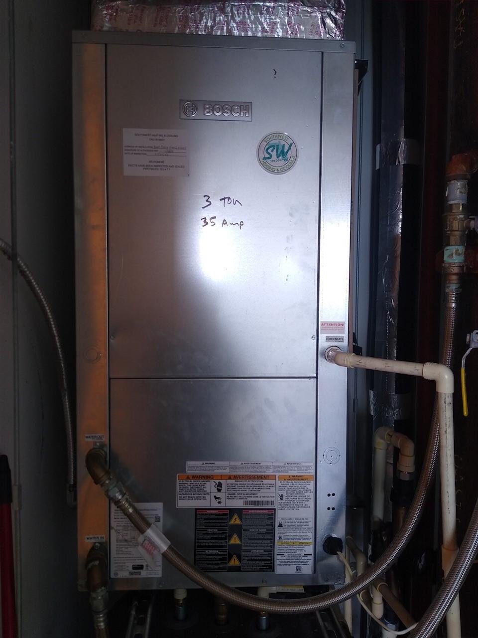 Heat Pump Replacement Cape Coral