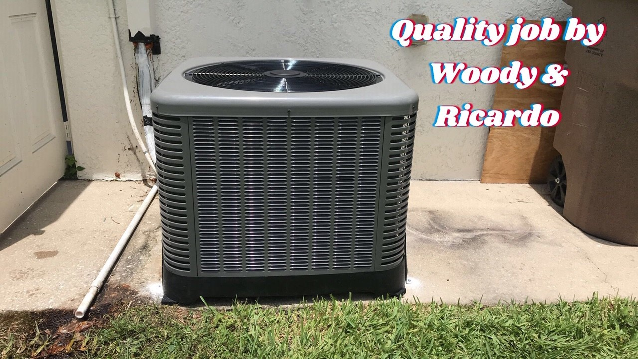AC replacement Fort Myers