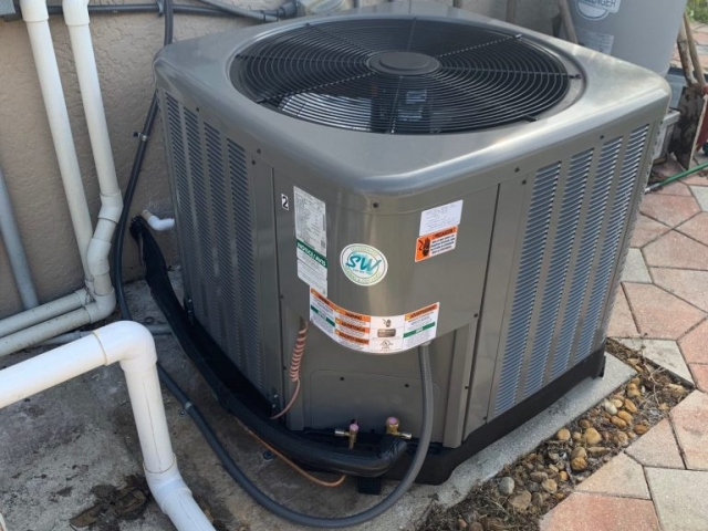 Fort Myers, Fl Air Conditioning Replacment