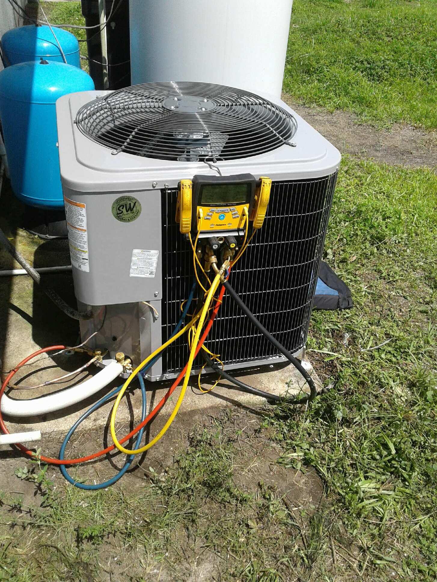 Fort Myers air conditioning repair.
