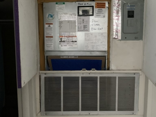 Cape Coral Air Handler replacement