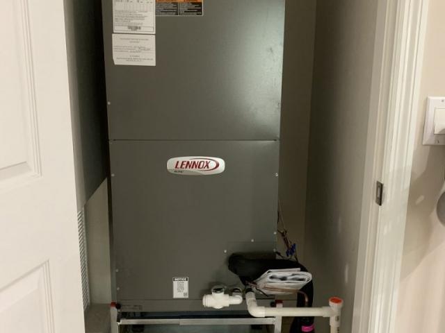 FM AC Replacement - Air Handler