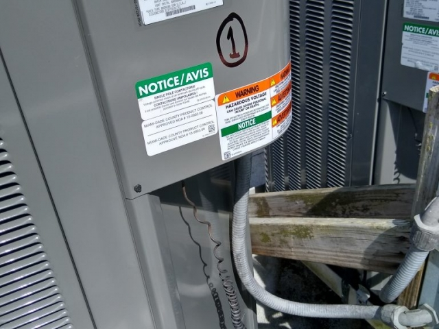 AC Condenser replacement Fort Myers