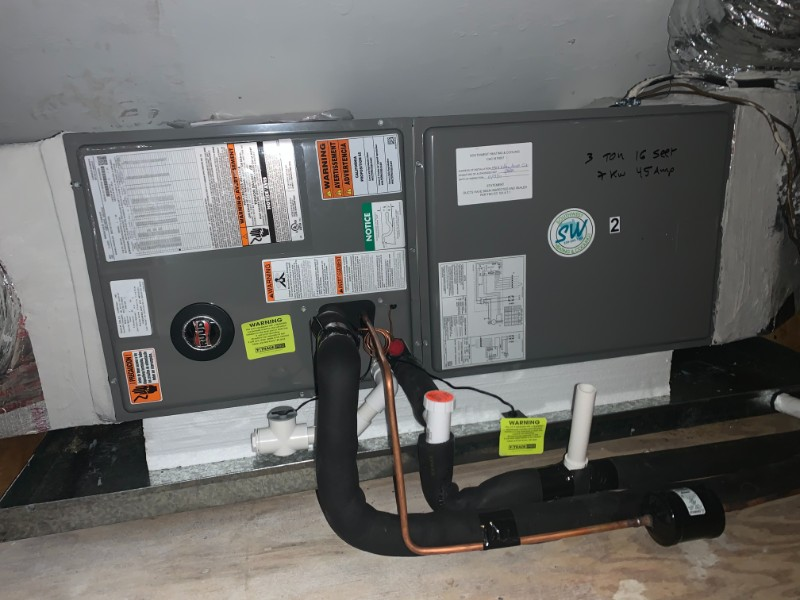 Fort Myers AC installation