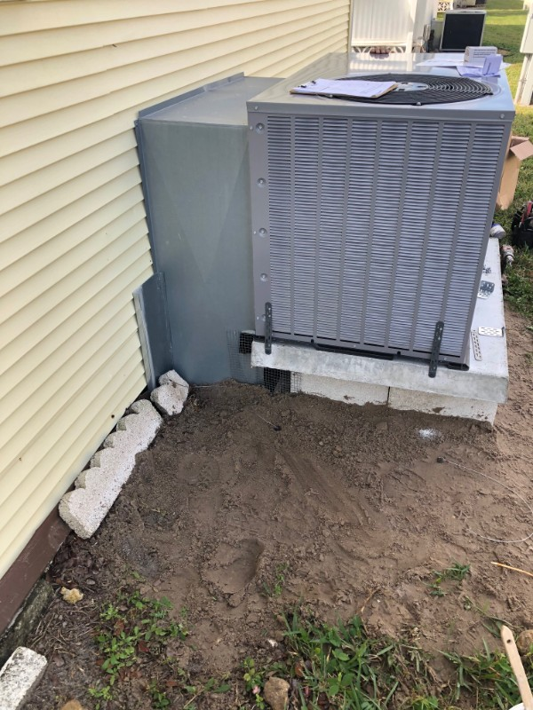 Pine Island Outdoor Packaged AC
